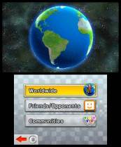 Mario Kart 7 lets you join online racing communities, allowing you further customization in how you race.
