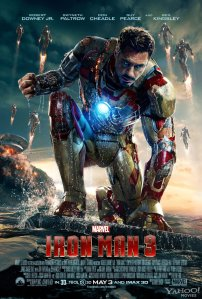 Robert Downey Jr. returns in Marvel's Iron Man 3