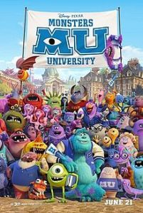 Monsters University should bring Pixar back to center stage.