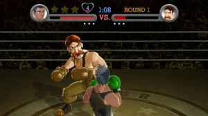 Punch-Out's puzzle-oriented gameplay make it more than just a boxing game.