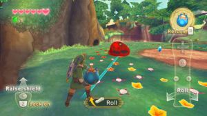 Skyward Sword took motion controls to a whole new level.