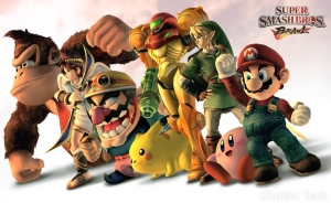 Brawl's huge cast of characters make it easy to learn and fun to master.