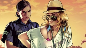 When will we see smart and capable females in a Rockstar title? It's about time for that.