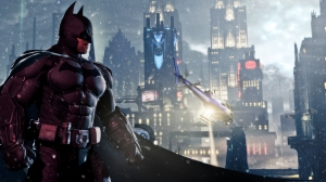 Arkham Origins look solid overall, despite a few graphical hiccups.